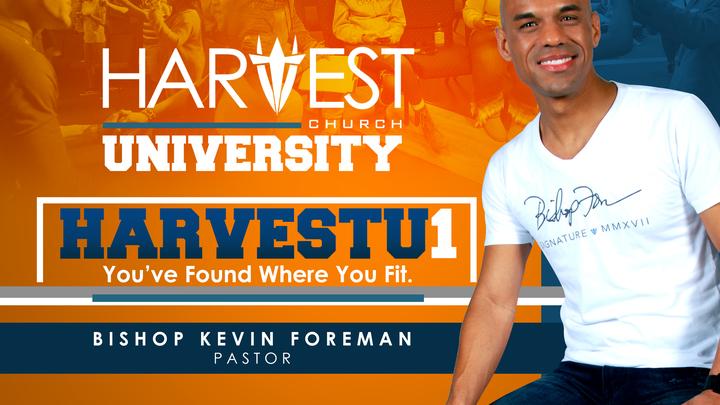 HarvestU logo image