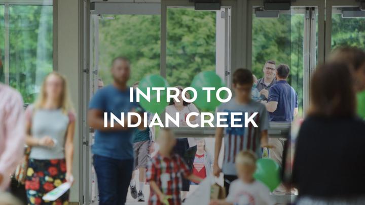 Intro to Indian Creek  logo image