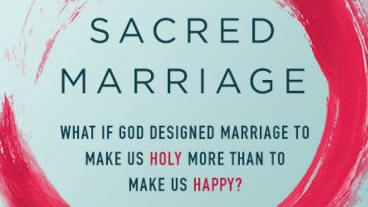 Sacred Marriage Class logo image