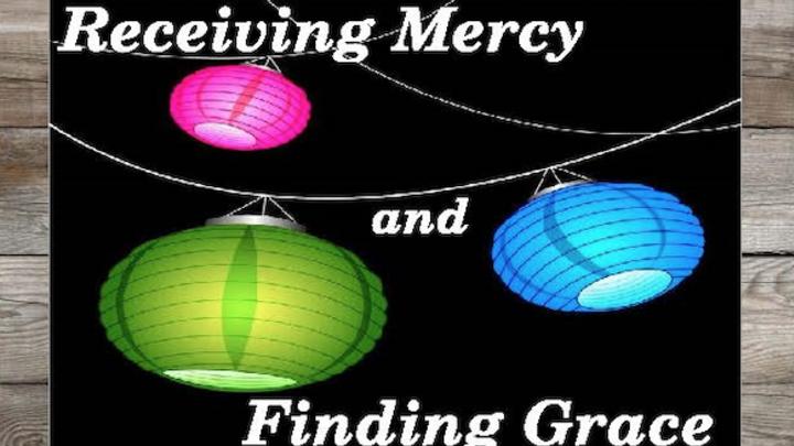 Women's Retreat: Receiving Mercy & Finding Grace  logo image