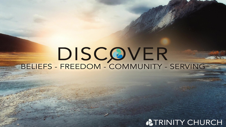 DISCOVER Trinity - Green Trails - Freedom logo image