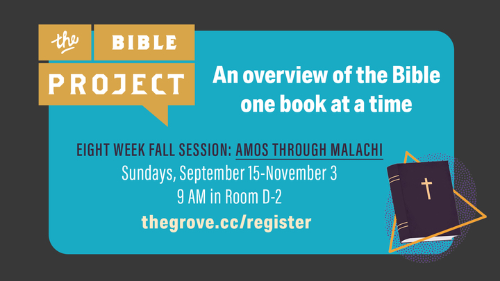 Bible Project - Fall logo image