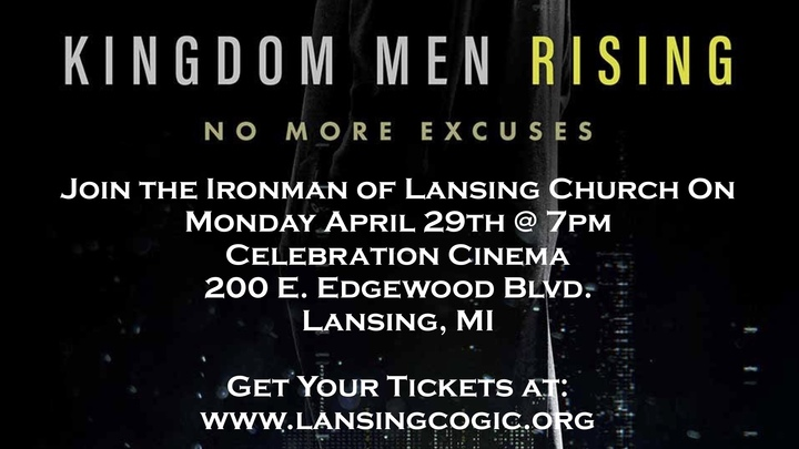 Kingdom Men Rising logo image