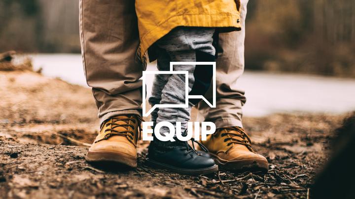EQUIP: Fatherhood Forum logo image
