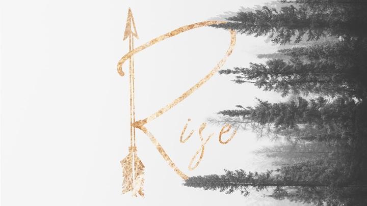 Rise Girls Conference logo image