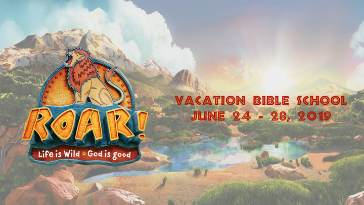 Vacation Bible School 2019 Payment logo image