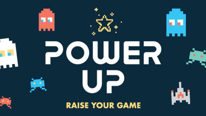 Power Up: VBS 2019 logo image