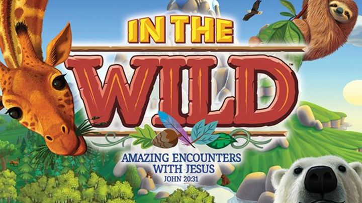 Vacation Bible School: July 29 - August 2 logo image