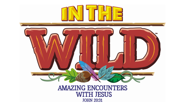 """VBS 2019: """"In The Wild"""" logo image"""