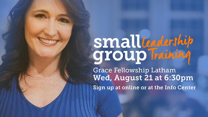 Latham Small Group Leadership Training Class (August 21) logo image