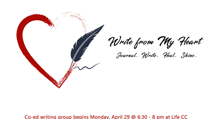 Medium write from the heart facility poster 3