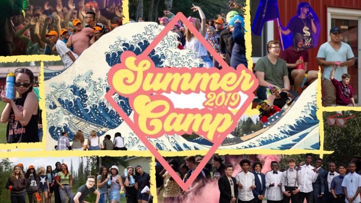 Summer Camp 2019 logo image