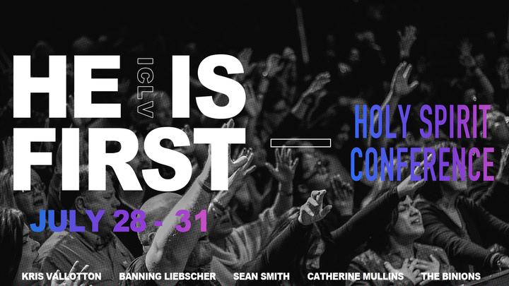 Holy Spirit Conference 2019  logo image