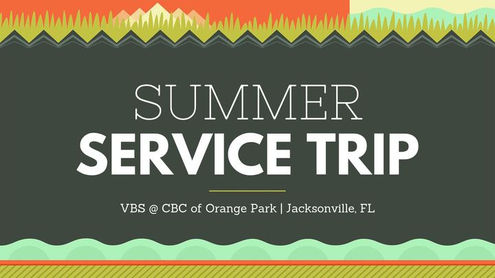 High Impact Summer Service Trip logo image