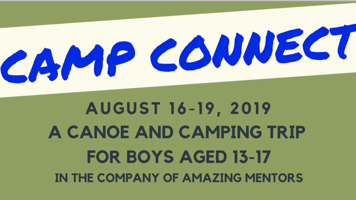 Camp Connect 2019 logo image