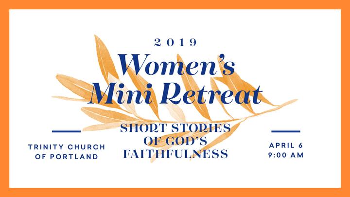 Women's Mini Retreat logo image