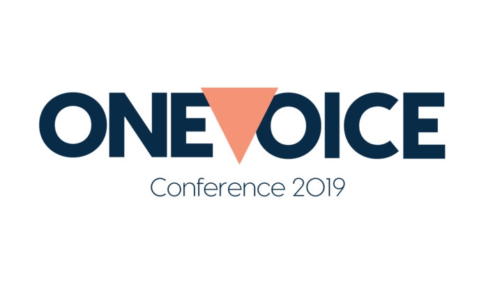 ONE Voice Conference logo image
