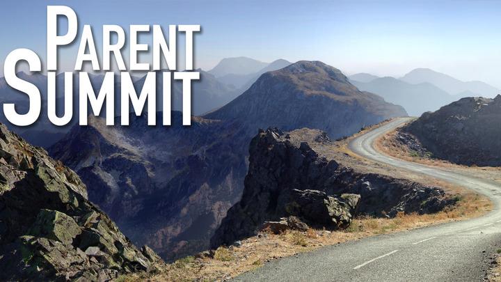 2019 Parent Summit logo image
