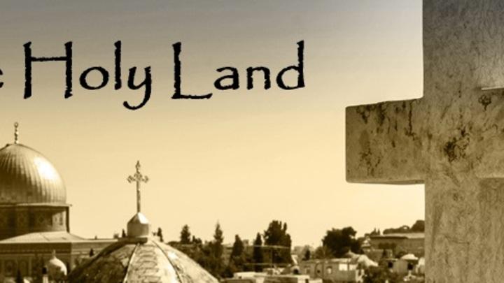 Holy Land study and optional trip  logo image