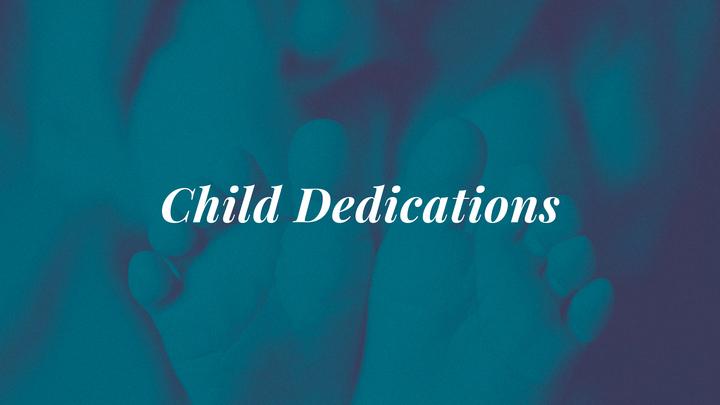 OKC   Child Dedications logo image