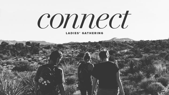 Connect Ladies' Gathering logo image