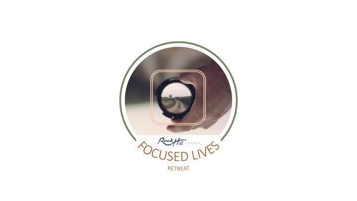 Focused Lives Retreat logo image