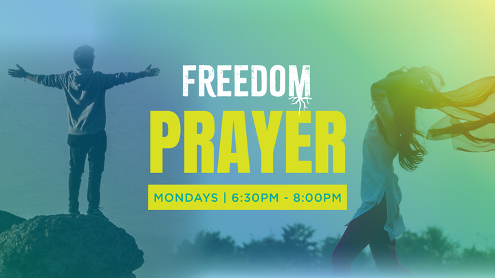 Freedom Prayer Session logo image