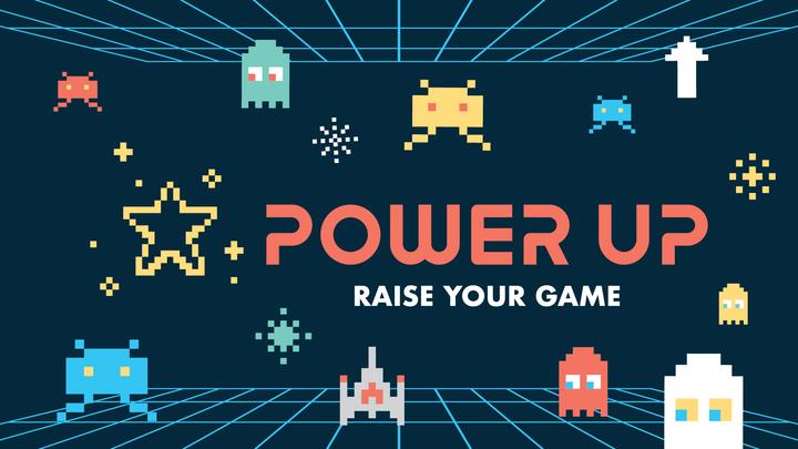 Power Up   Kid's Camp 2019 logo image