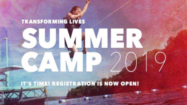 Foundation Summer Camp 2019 logo image