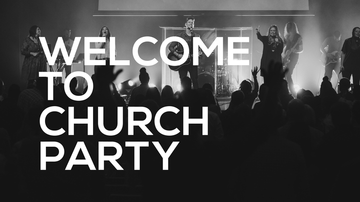 Welcome to Church Party logo image