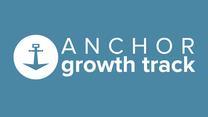 Anchor Growth Track Step Two logo image