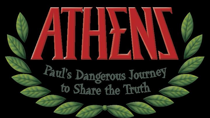 Athens - May Sunday School 2019 logo image