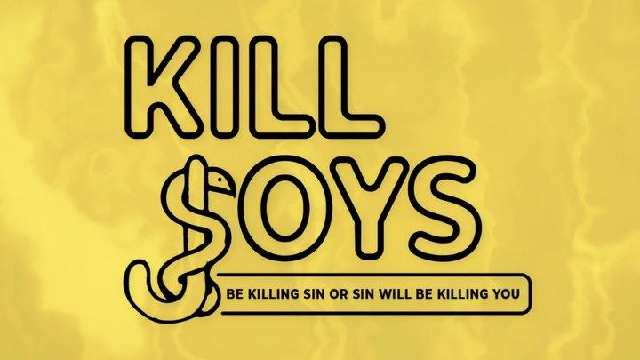 Killjoys Camp 2019  logo image