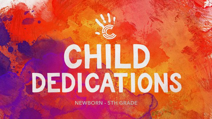 Child Dedication Workshop logo image