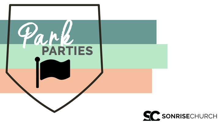 2019 Park Parties! logo image