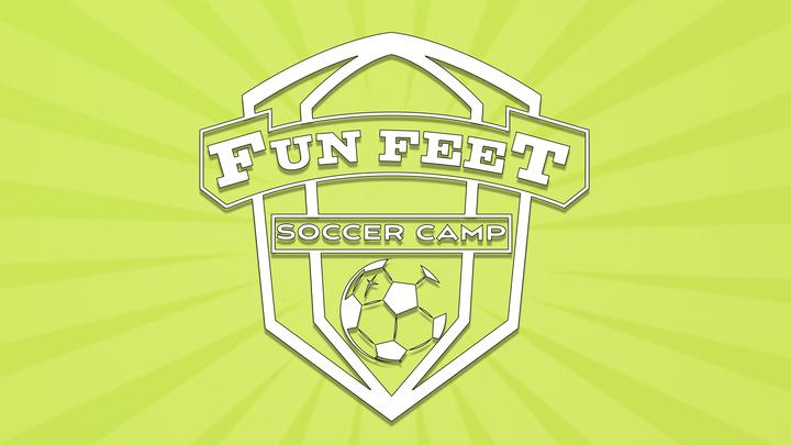 Fun Feet Soccer Camp 2019 logo image