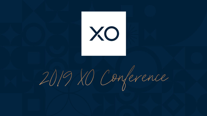 """2019 """"Online Access"""" XO Marriage Conference logo image"""