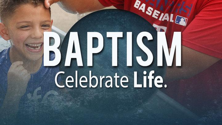 Baptism Celebration logo image