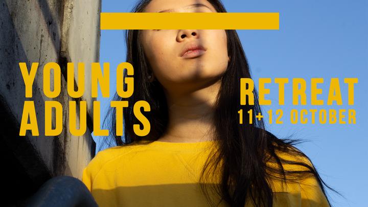 Young Adults Retreat logo image