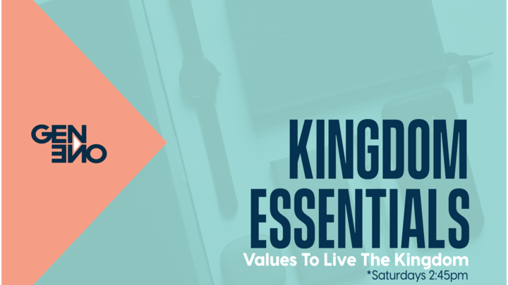 Kingdom Essentials logo image