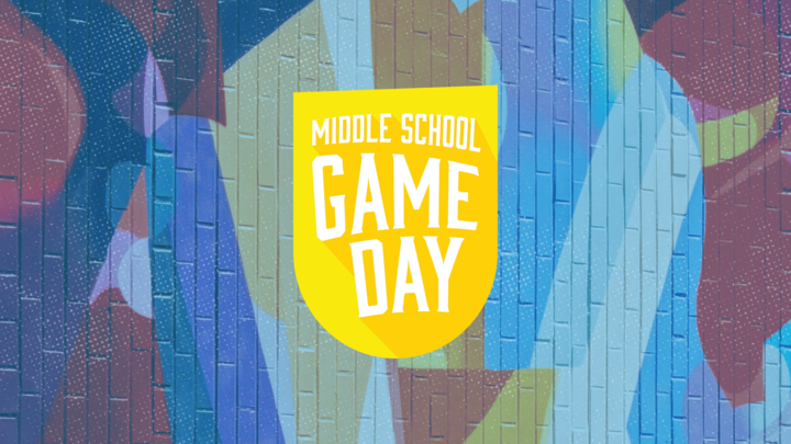Game Day for Middle School logo image