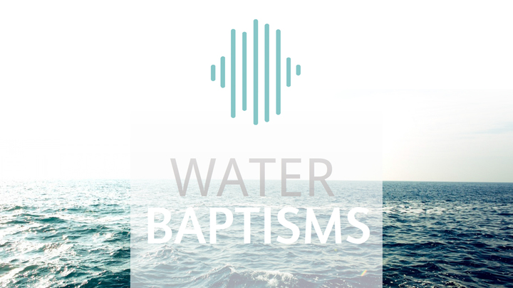 Denver - Water Baptisms logo image