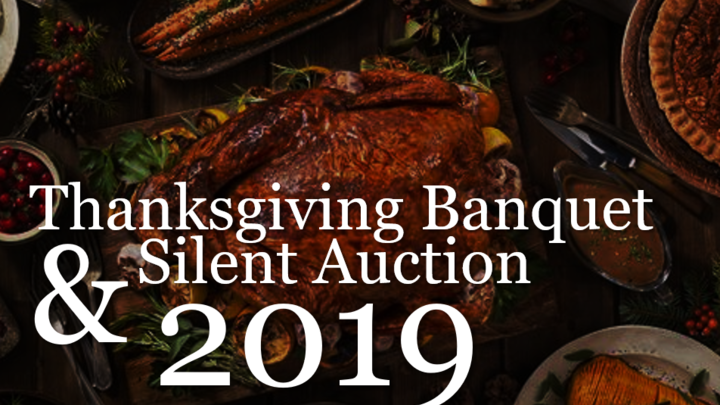 Thanksgiving Banquet & Silent Auction logo image
