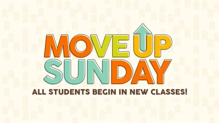 Move Up Sunday logo image