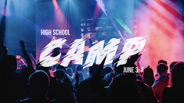 High School Camp logo image