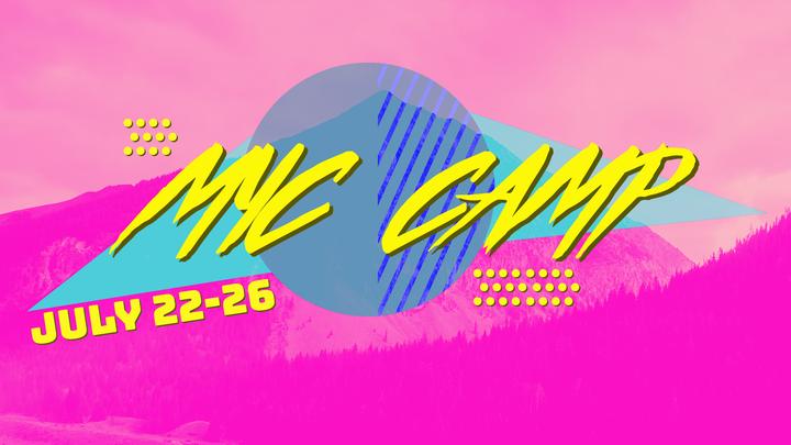 MYC CAMP 2019 logo image