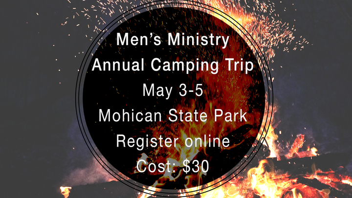 Medium mens min campout info
