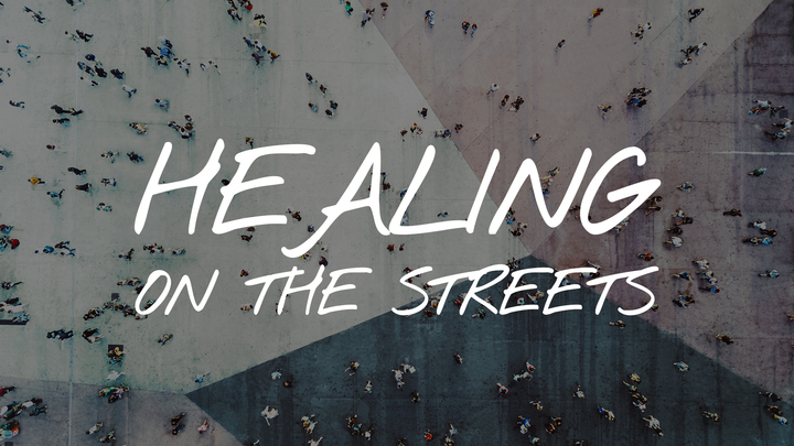 Healing on the Streets | September 2019 logo image