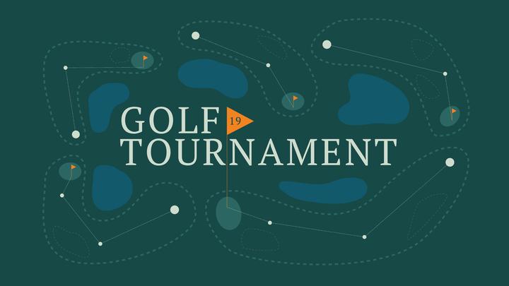 2019 Men's Ministry Golf Tournament  logo image