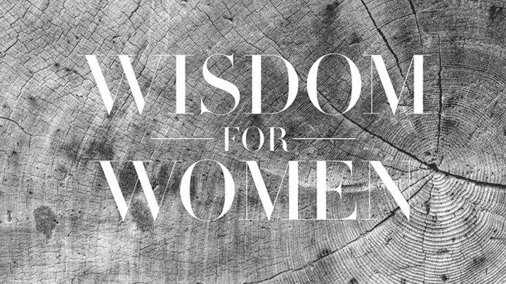 Wisdom for Women | Cypress logo image